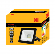 Proiector LED Floodlight Kodak, 10W (100W), 900LM, A+, Lumină DayLight, Exterior, IP65
