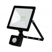 Proiector LED cu Senzor de Mișcare Floodlight Kodak, 20W (200W), 1700LM, A+, Lumină DayLight, Exterior, IP44
