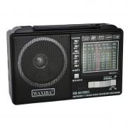 Radio Portabil cu MP3 Player Waxiba 951REC, Bandă AM/FM/SW1-7, Antenă Telescopică