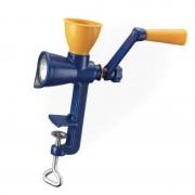 Râşniţă universală pentru Cereale WEI, Mașină de Măcinat manuală, Fontă, Albastru