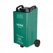 Redresor Baterie cu Robot de Pornire Auto Verk VBC-60A, 12V / 24V, Capacitate Încărcare 40-400 Ah, IP20, Cabluri
