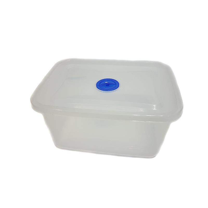 Set 4 Caserole din Plastic pentru Alimente Zelmond, 8 piese, Setare Dată, Microunde