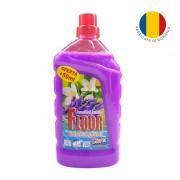 Soluție pentru Curățat Pardoseli Cloret Floor, 1 Litru, Detergent Pardoseală, Diverse Modele