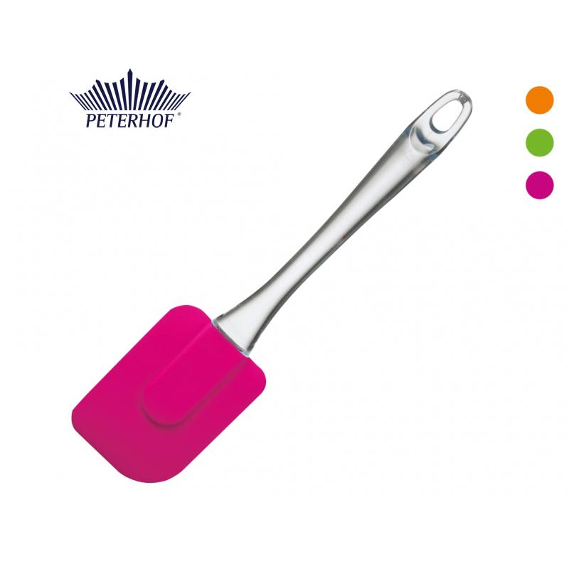 Spatulă din Silicon pentru Gătit Peterhof, Fără BPA, Patiserie, Diverse Culori