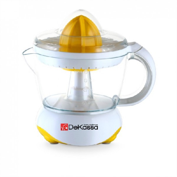 Storcător de Citrice Electric Fresh Dekassa, 700 ml, 25 W, Plastic