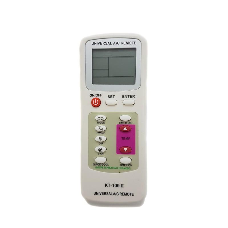 Telecomandă Universală pentru Aer Condiţionat Universal A/C Remote KT-109 II