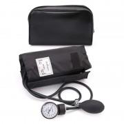 Trusă cu Tensiometru Manual pentru Braț Anenoid și Stetoscop Mac-Check Deluxe, 0-300 mmHg, Albastru