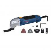 Unealtă Mutifuncțională Multi Cutter Stern MT-300A, 300 W, 18500 rpm, Accesorii, Albastru