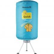 Uscător Electric pentru Rufe Hausberg, 700 W, 10 Kg, Interior, Albastru