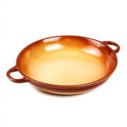 Vas Tavă Ceramică Rotundă pentru Cuptor Vabene, Microunde, Frigider