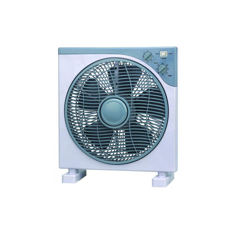 Ventilator de Cameră Victronic, 40 W, 3 viteze, 1200 RPM, Timer, Alb